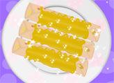 Игра Кулинарные тренды: Энчиладас с курицей