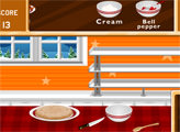 Игра Кулинарные страсти: Рождество