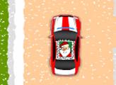 Игра Санта Клаус за рулем