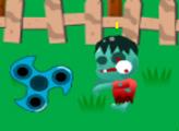 Игра Спиннеры против зомби