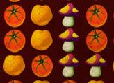 Игра Овощи - веселый матч