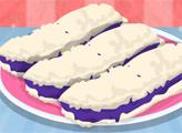 Игра Простая кухня: Черничное печенье с крошкой
