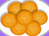 Игра Кухня Ханны: Особое сахарное печенье