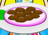Игра Кухня Кайри: шоколадное печенье
