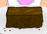 Игра Вкусные рецепты Дженни: фадж брауни