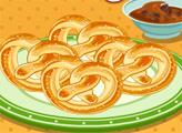 Игра Кулинарное безумие: крендели