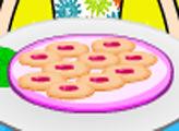 Игра Кухня Кайри: малиновый торт