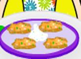 Игра Кухня Кайри: крабовые котлеты