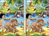 Игра Книга джунглей: 6 отличий