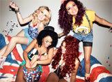 Игра Гёрл-группа Little Mix - плиточная мозаика