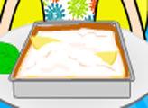 Игра Кухня Кайри: персики и крем