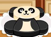Игра Кулинарное безумие: Панда торт