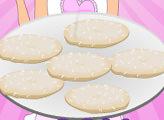 Игра Вкусные рецепты Дженни: кокосовое печенье