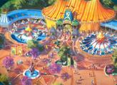 Игра Дамбо Ленд - весёлый пазл