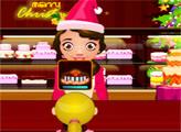 Игра Новогодние торты