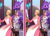 Игра Барби и Дракон: 6 отличий