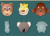 Игра Забавные животные