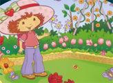 Игра Клубничный сад - веселый пазл