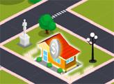 Игра Модный строитель города