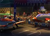 Игра Самолеты - плиточный пазл