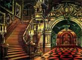Игра Особняк с привидениями - плиточная мозаика