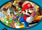 Игра Супер Марио - веселый пазл