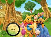 Игра Винни Пух: поиск цифр
