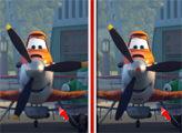 Игра Самолеты: 6 отличий