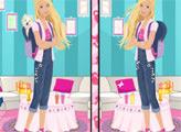 Игра Барби: Найди отличия