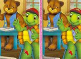 Игра Фрэнклин и друзья: 6 отличий