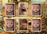 Игра Семейка монстров: Открываем пары