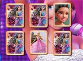 Игра Барби: Рок-принцесса - открываем пары