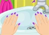 Игра Поврежденные ногти