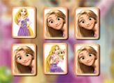 Игра Принцесса Рапунцель: Открываем пары