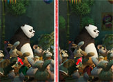 Игра Кунг-фу Панда 3: 6 отличий