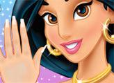 Игра Диснеевские принцессы: Спа и маникюр