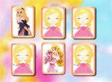 Игра Принцесса Аврора: Открываем пары