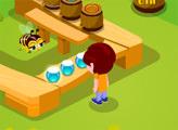 Игра Пчёлка на работе