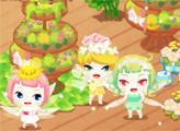 Игра Коттедж цветочной феи