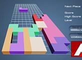 Игра 3D Тетрис