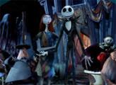 Игра Кошмары Хэллоуина - веселый пазл