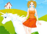 Игра Моя сладкая лошадь