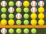 Игра Спортивные мячи