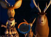 Игра Сезон охоты: Байки из леса - поиск цифр
