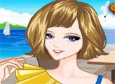 Игра Летний отдых принцессы Ирен