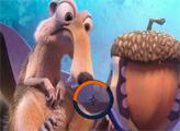 Игра Ледниковый период: Столкновение неизбежно - поиск цифр