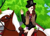Игра Верховая езда принцессы Ирен