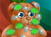 Игра Мишка Тедди в День влюбленных