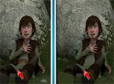 Игра Как приручить дракона: 6 отличий