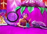 Игра Барби - Жемчужная принцесса: найти цифры